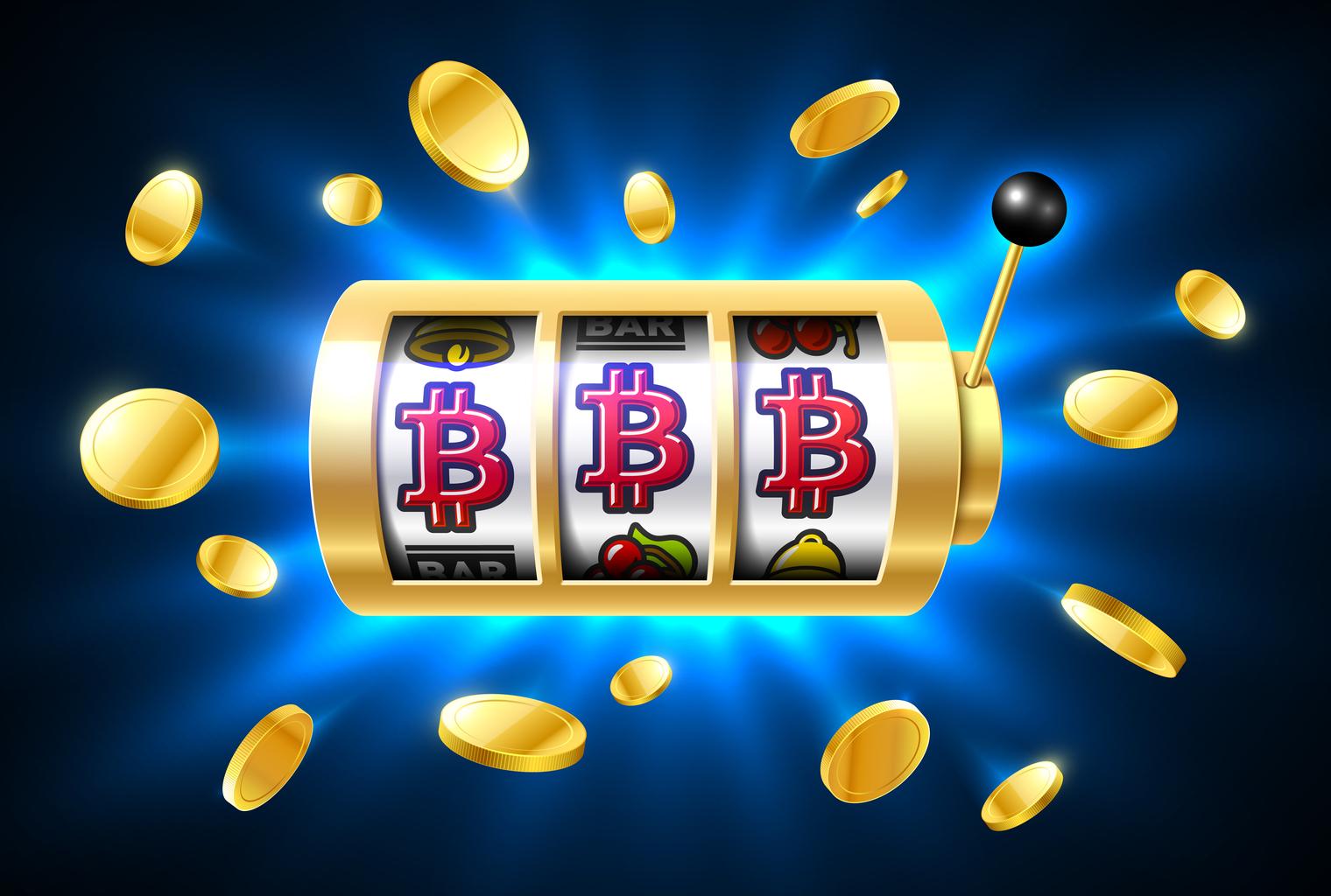Bitcoin casino verkossa